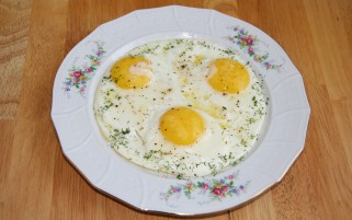 Random: Fried Eggs Breakfast