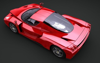 Ferrari Enzo wallpapers and stock photos