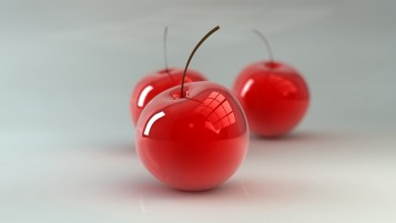 Glass Cherries wallpapers and stock photos