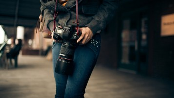 Photographer wallpapers and stock photos