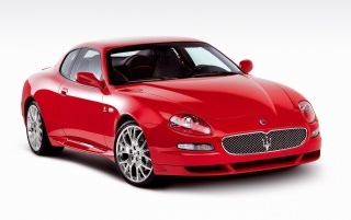 Maserati 2007 wallpapers and stock photos