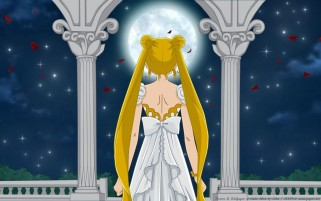 Random: Sailor Moon Three