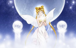 Sailor Moon Diez wallpapers and stock photos