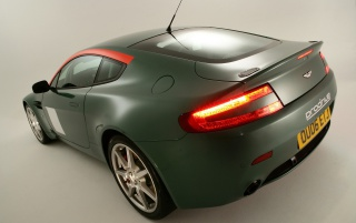 Aston Martin 2007 wallpapers and stock photos