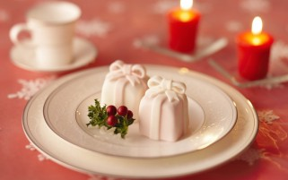 Festive Fondants wallpapers and stock photos
