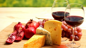 Vino Queso Granada wallpapers and stock photos