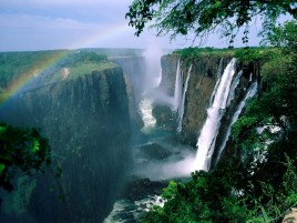 Previous: Zimbabwe Waterfalls & Rainbow