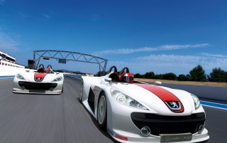 Peugeot  207 Spider wallpapers and stock photos