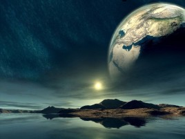 Beach Planet Sky & Landscape wallpapers and stock photos