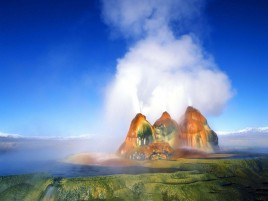 Black Rock Desert Nevada wallpapers and stock photos