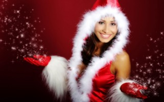 Santa's Helper wallpapers and stock photos