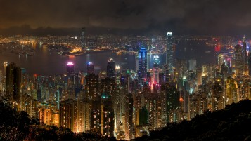 Random: Hong Kong City