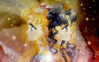 Sailor Moon 3 wallpapers and stock photos