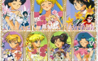Sailor Moon 73 wallpapers and stock photos