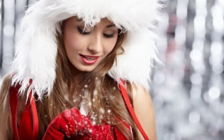 Magic Christmas Dust wallpapers and stock photos