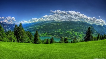 Walenstadt Suiza wallpapers and stock photos
