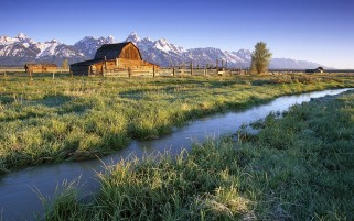 Random: Mountains Scenic Wyoming Teton