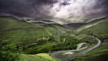 Mountains Sky Road & Scenery wallpapers and stock photos