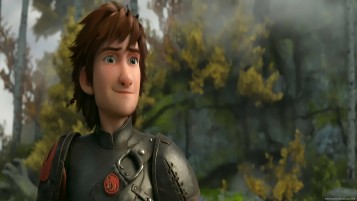 Random: Hiccup Close-up