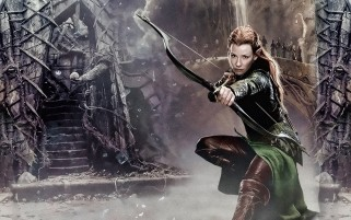 Tauriel wallpapers and stock photos