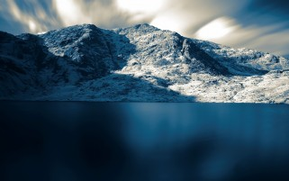 Random: Snow Mountains & Sea