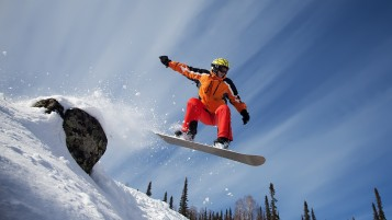 Snowboarding wallpapers and stock photos