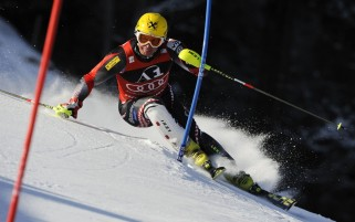 Professional Skier wallpapers and stock photos