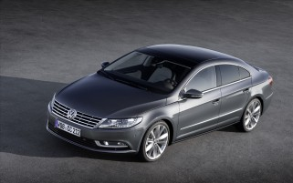 Volkswagen CC Top Angle wallpapers and stock photos