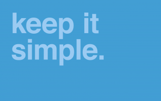 Keep it Simple wallpapers and stock photos