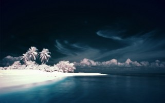 Previous: Snow White Beach Ocean & Sky
