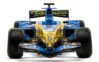 Renault F1 R26 wallpapers and stock photos