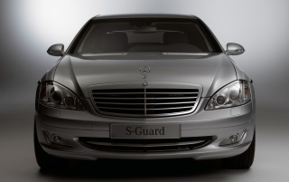 Next: Mercedes Benz S600