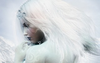 Random: Snow Princess