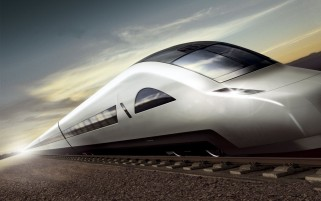 Bullet Train Artwork wallpapers and stock photos