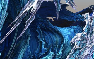 Abstract Blue Wave wallpapers and stock photos