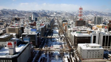 Sapporo Japan wallpapers and stock photos