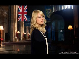 The Amazing Spider-Man 2: Gwen Stacy wallpapers and stock photos