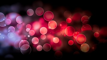 Red Bubbles Multi Color wallpapers and stock photos
