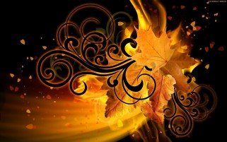 Abstract Autumn Digital Art wallpapers and stock photos
