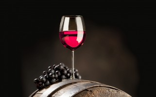 Red Wine Glass wallpapers and stock photos