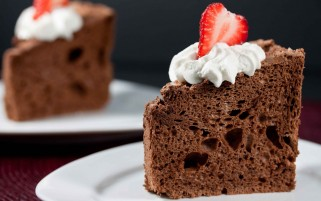 Strawberry Cake de Chocolate wallpapers and stock photos