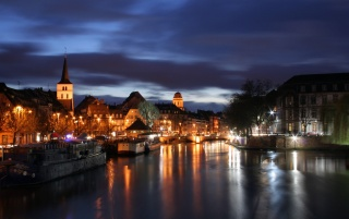 Strasbourg colors wallpapers and stock photos