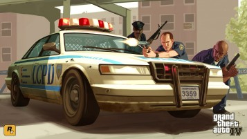GTA IV Game Art wallpapers and stock photos