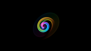 Multicolor Swirls wallpapers and stock photos