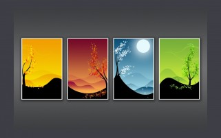 Four Seasons Pictures wallpapers and stock photos