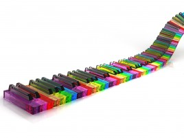 Colorful Piano Abstract wallpapers and stock photos