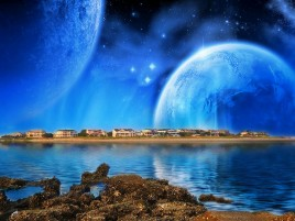 Previous: Planets Houses Ocean Rocks Sky