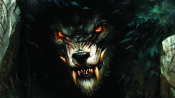 Werewolf Artwork wallpapers and stock photos