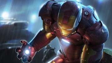 Iron Man Close-up wallpapers and stock photos