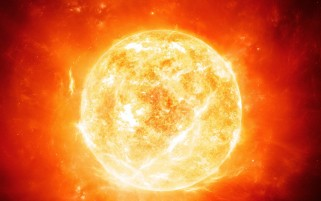 Sun Light Planet Radiation wallpapers and stock photos